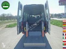 Furgoneta combi Volkswagen Crafter 35 2.5 TDI DPF L3H2 8-Sitzer RAMPE Klima