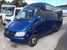 Véhicule utilitaire occasion Mercedes / 416CD1 BUS 20 Places A/C Leather/