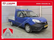 Fiat Doblo Cargo € 70,- p/m* 1.4-16v Benzine Open Laadbak Pick-up (BPM Vrij, Excl. BTW) used flatbed van
