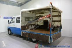 furgoneta furgoneta con lona Mercedes