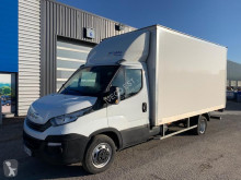 Utilitaire châssis cabine Iveco Daily 35C16 Caisse 20 m3 hayon - 24 900 HT