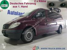 Kombi Mercedes Vito 115 CDI Extra Lang 7 Sitze 2x Klima TÜV NEU