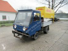 Multicar three-way side tipper van M25 3-Seitenkipper, Kommunalhydraulik