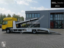 Camion porte voitures occasion Mercedes Atego Atego 822 4x2 BL / 2 Autos / Euro 5