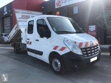 Utilitaire benne standard occasion Renault Master 125 DCI