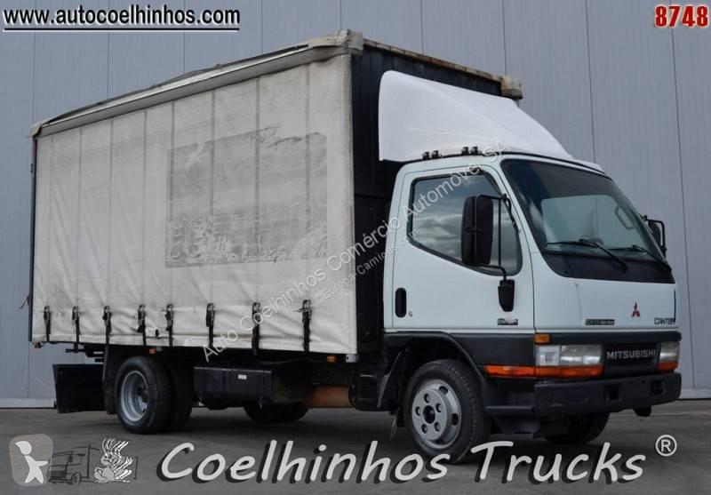 Zobaczyć zdjęcia Pojazd dostawczy Mitsubishi Canter FE534