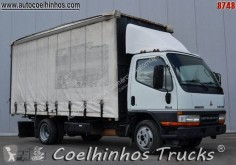 Mitsubishi Canter FE534 used tautliner