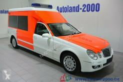 Mercedes E 280 CDI Krankentransport Trage Rollstuhl Rampe bil grubevogn brugt