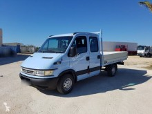 Iveco Daily used dropside flatbed van