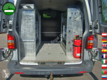 Furgoneta Volkswagen T5 Transporter 2.5 TDI 4Motion KLIMA AHK Werksta furgoneta furgón usada