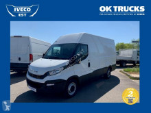 Fourgon utilitaire occasion Iveco Daily Fourgon 35S14V12 Hi-Matic
