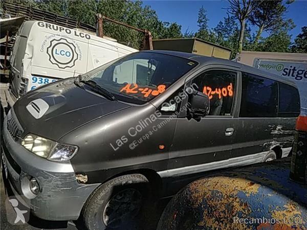 Преглед на снимките Лекотоварен автомобил Hyundai H-1 (->2008) 2.4 MPI VSX DESPIECE COMPLETO