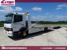 kamion s návěsem Mercedes 970.25 Oprijwagen + Aanhanger (Autotransporter)