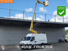 Utilitaire caisse grand volume occasion Iveco Daily 50C15 3.0L RHD Autohoogwerker 12mtr Arbeitsbühne Hoogwerker L3H2 12m3