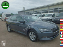 Skoda Superb Combi 1.6 TDI Ambition KLIMA NAVI carro berlina usado