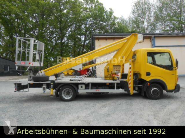 Voir les photos Véhicule utilitaire Renault Arbeitsbühne Renault /Multitel MT182 AZ, AH 18m