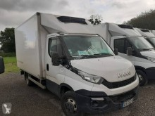 Iveco Daily 35C17 used refrigerated van