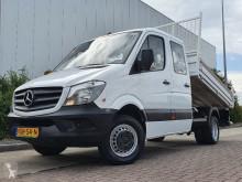 Mercedes Sprinter 513 CDI dub.cabine kipper utilitaire benne standard occasion