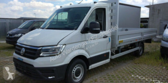 Volkswagen Crafter Pritsche 4900mm used dropside flatbed van