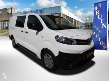 Toyota ProAce 2.0 D-4D Cool Comfort Long DC Dubbel cabine Leer Airco