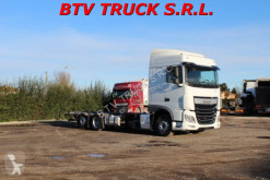 camion DAF xf 106 460 MOTRICE PORTACASSE MOBILI EURO 6