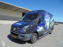 Fourgon utilitaire occasion Volkswagen Crafter 2.5 TDI