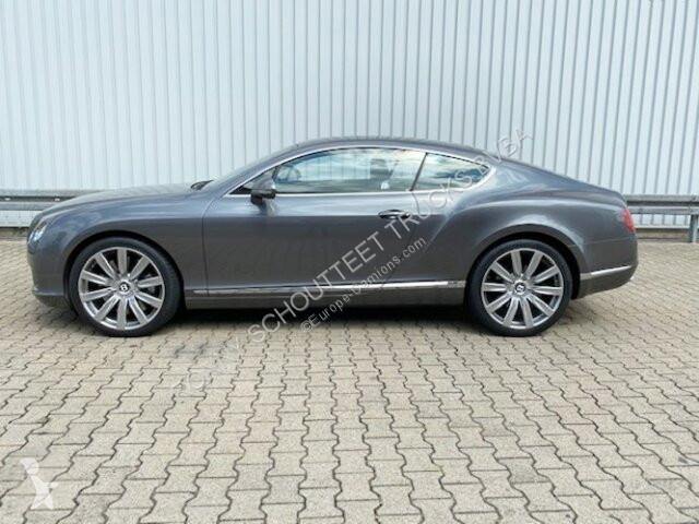 Bekijk foto's Bedrijfswagen Bentley Continental GT 6.0 W12 4WD Automatik Continental GT 6.0 W12 4WD Automatik