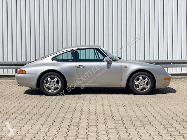 Bekijk foto's Bedrijfswagen Porsche 911 Carrera 2 (993), Coupé  Carrera 2 (993), Coupé, TOP-Zustand