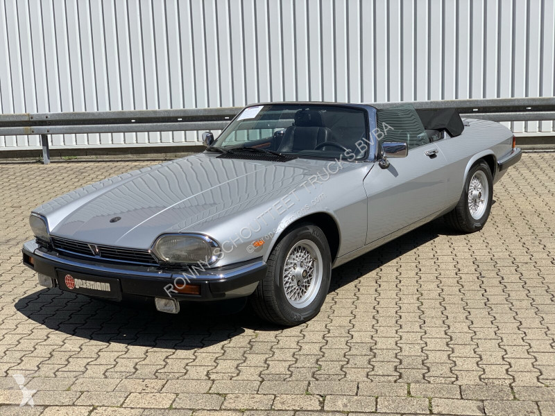 Bekijk foto's Bedrijfswagen Jaguar XJS V12 Cabriolet, 5.3L XJS V12 Cabriolet, 5.3L