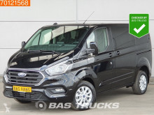 Fourgon utilitaire occasion Ford Transit 2.0 TDCI 130PK LIMITED Automaat Camera DC Navigatie Trekhaak L1H1 3m3 A/C Double cabin Towbar Cruise control