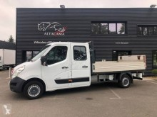 Renault Master 100.35 utilitaire plateau ridelles occasion