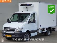 Mercedes large volume box van Sprinter 513 CDI Automaat Bi-Temp Koelwagen -25 vries 230V