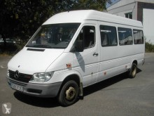 Transporteur Mercedes Sprinter 411 CDI