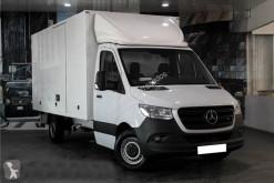 Mercedes new cargo van