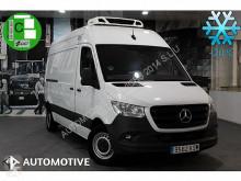 furgoneta furgoneta frigorífica Mercedes