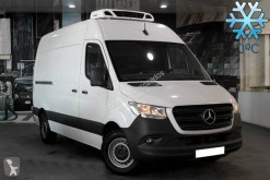 Mercedes negative trailer body refrigerated van Sprinter 319 CDI