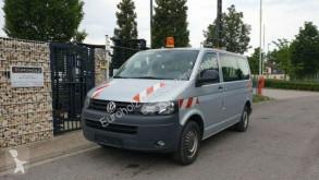 Furgoneta Volkswagen 2.0 Tdi 103 kW Allrad 4Motion Klima Webasto furgoneta furgón usada