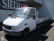 Mercedes flatbed van Sprinter 412 D