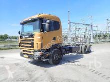 telaio cabina Scania