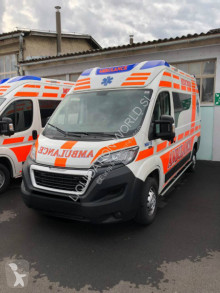 Peugeot Boxer 6 brand new ambulances for sale ambulance occasion