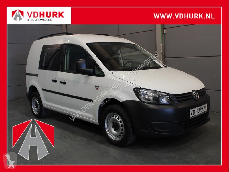 Voir les photos Véhicule utilitaire Volkswagen Caddy 2.0 TDI 111 pk 4Motion Inrichting/Airco/Dealer Ond. 4WD/4x4/Inrichting/Airco
