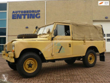 Land Rover pickup car