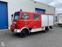 Fire truck Mercedes-Benz LP 709, Metz, Brandweer, Feuerwehr, MARGE