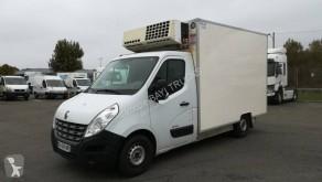 Renault Master 125.35 used negative trailer body refrigerated van