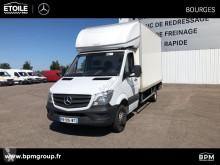 Mercedes Sprinter CCb 516 CDI 43 3T5 E6 carrinha comercial chassis cabina usada