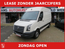 Fourgon utilitaire occasion Volkswagen Crafter 35 2.5 TDI L2H2