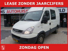 Fourgon utilitaire Iveco Daily dubb cab 29 L 10V 300 H2 L