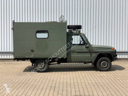 Utilitaire caisse grand volume Mercedes 250 GD 4x4 GD 4x4