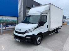 Utilitaire châssis cabine Iveco Daily 35C16 caisse hayon - 26 900 HT