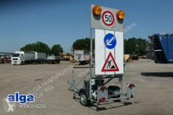 Material de obra MÜLLER Verkehrsleittafel/3,8 m. hoch/Signaltafel otro material usado